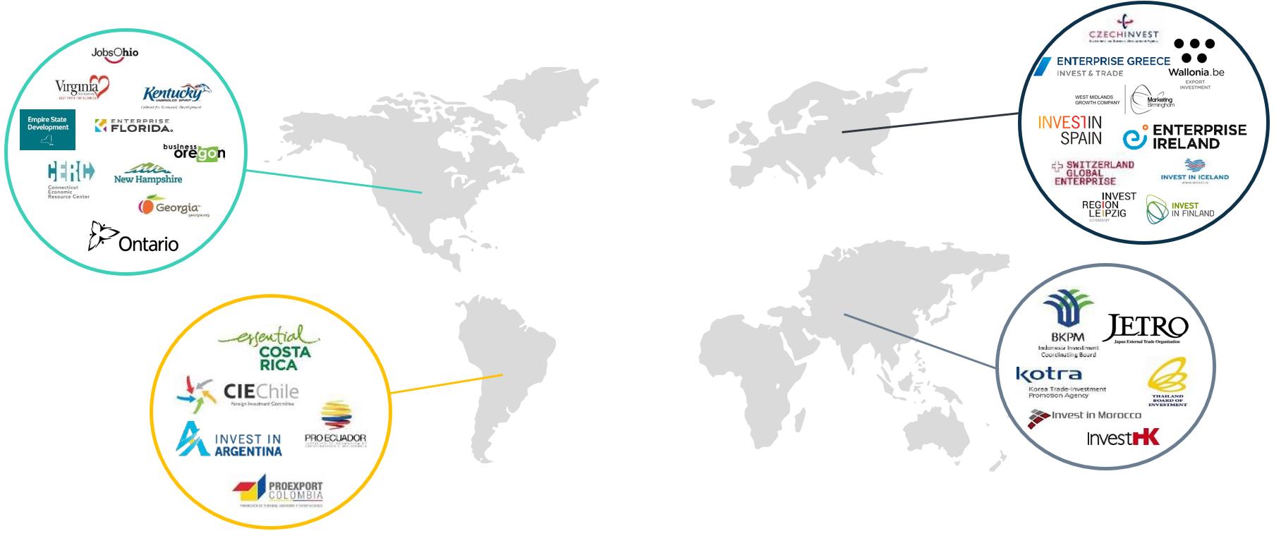 clients worldwide